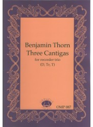 Three Cantigas