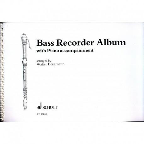 Bass Recorder Album