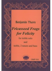 Fricasseed Frogs for Felicity