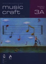 Music Craft Teacher's Guide 3 A