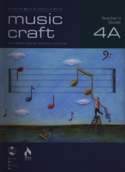 Music Craft Teacher's Guide 4 A