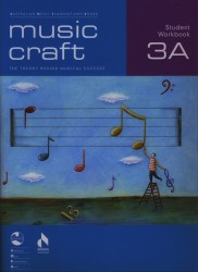 Music Craft Student Workbook 3 A
