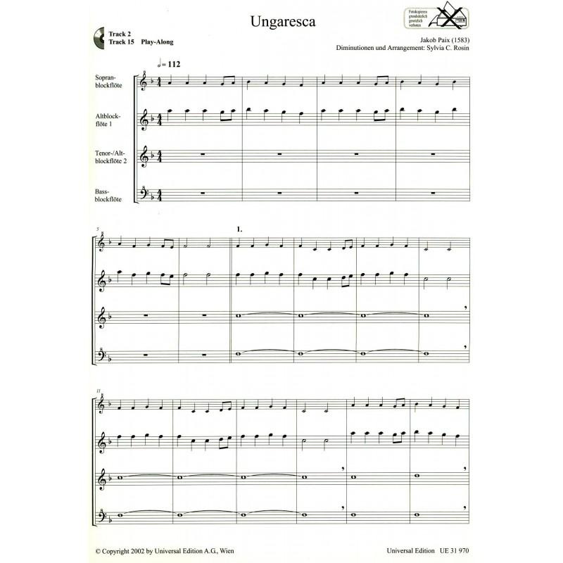 All Music Chords bass sheet music : Workshop Bass Recorder, Vol 1 +CD - Orpheus Music