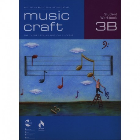Music Craft Student Workbook 3 B