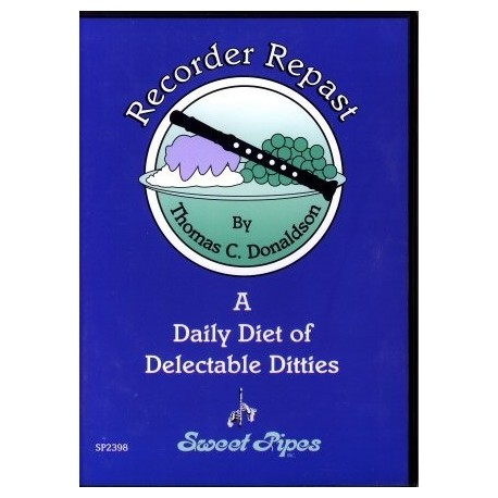Recorder Repast: A Daily Diet of Delectable Ditties