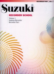 Recorder School Volume 1