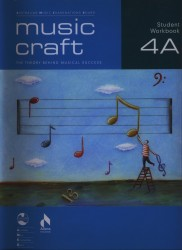 Music Craft Student Workbook 4 A