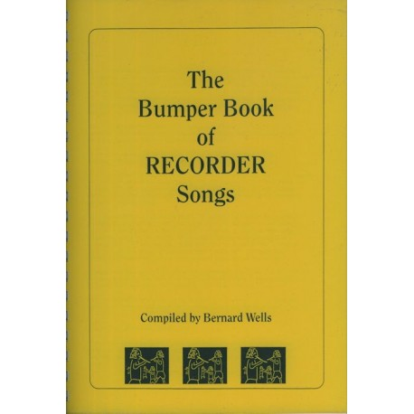 The Bumper Book of Recorder Songs