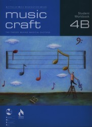 Music Craft Student Workbook 4 B