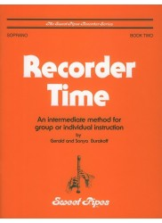 Recorder Time, Book Two