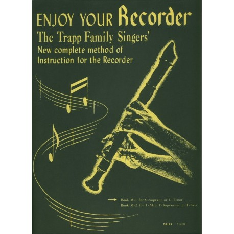 Enjoy your Recorder