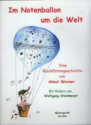 Im Notenballon um die Welt