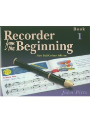 Recorder from the Beginning Book 1 - New edition