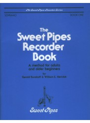The Sweet Pipes Recorder Book 1
