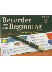 Recorder from the Beginning Book 2 - New edition