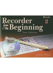 Recorder from the Beginning Book 2 + CD NEW EDITION