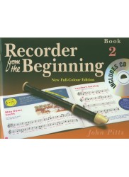 Recorder from the Beginning Book 2 + CD