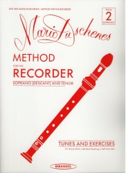 Method for Recorder (Vol 2 alto)