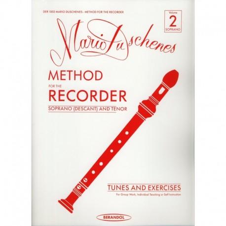 Method for Recorder (Vol 2 alto)