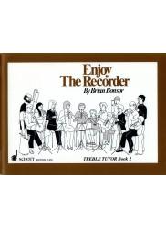 Enjoy the Recorder Treble Book 2