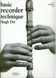 Basic Recorder Technique Vol 2