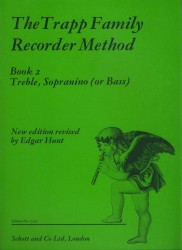 The Trapp Family Recorder Method Book 2