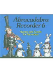 Abracadabra Recorder 6: Hymns and Carols for Recorder