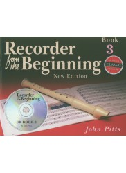 Recorder From The Beginning Book 3 +CD