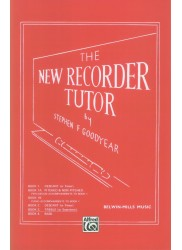 The New Recorder Tutor Book 3
