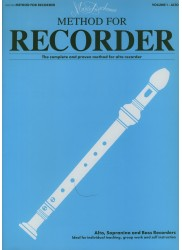 Method for Recorder (Vol 1 alto)