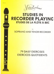 Studies in Recorder Playing