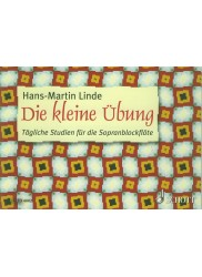 Die Kleine Ubung: Daily Exercises for the Descant