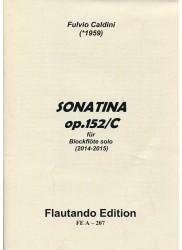 Sonatina Op. 152/C