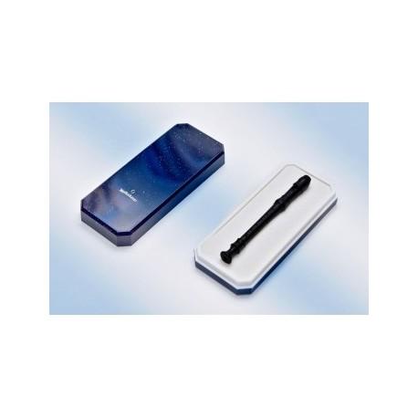 Miniature Recorder - Necklet Pendant - Grenadilla