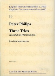 Three Trios (Institution Harmonique)