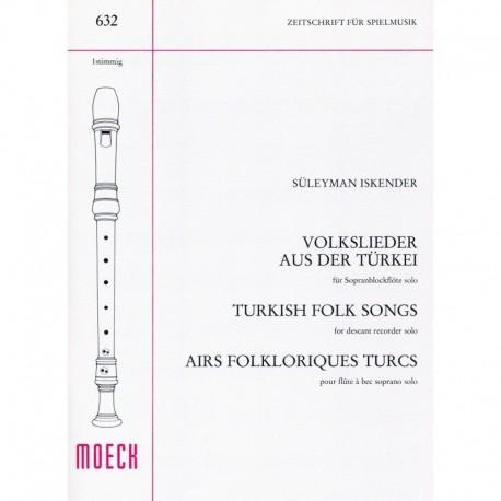 Turkish Folk Songs