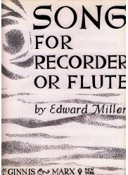 Song for Recorder