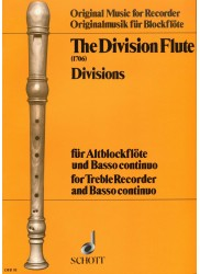 The Division Flute (1706)
