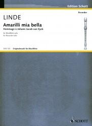 Amarilli Mia Bella  Hommage a Johann Jacob van Eyck