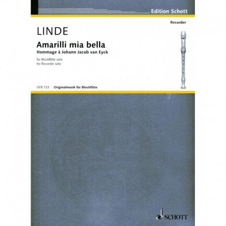 Amarilli Mia Bella.  Hommage a Johann Jacob van Eyck