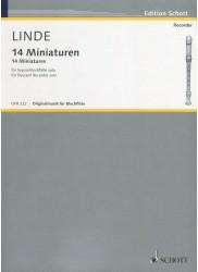 14 Miniaturen (Miniatures)