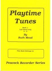 Playtime Tunes Book 1