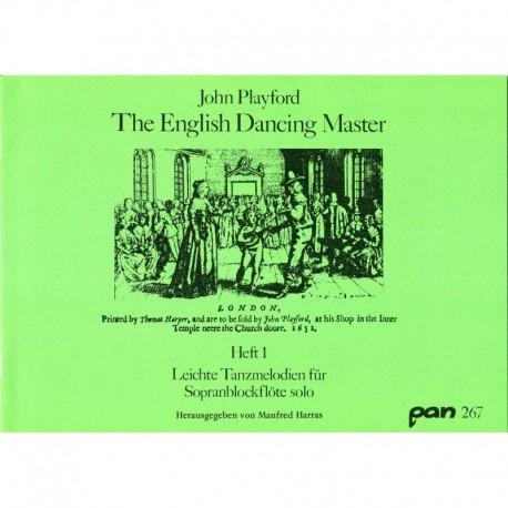 The English Dancing Master, Volume 1