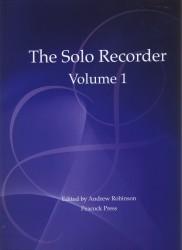 The Solo Recorder Book Volume 1