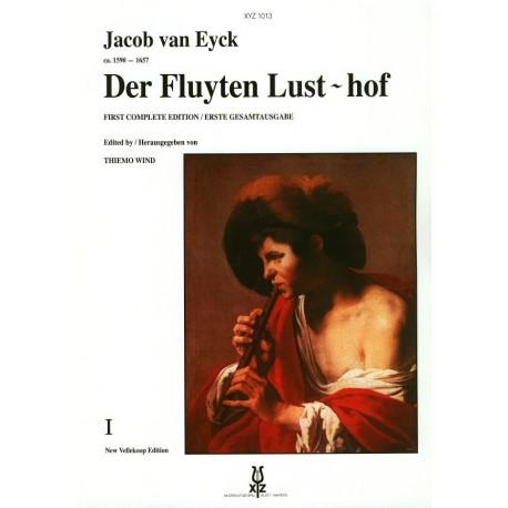 Der Fluyten Lust-Hof: First Complete Edition, Vol I
