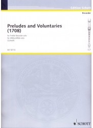 Preludes and Voluntaries