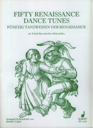 Fifty Renaiisance Dance Tunes
