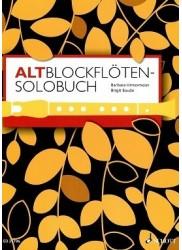 Altblockfloten-Solobuch / Treble Recorder Solo Book