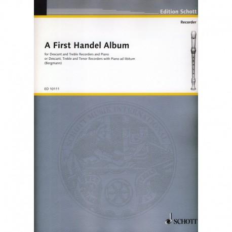 A First Handel Album