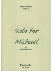 Solo for Michael